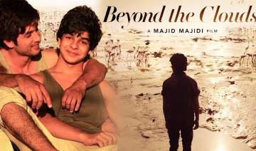 Majid Majidi excited about Beyond The Clouds...