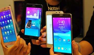 Phablets will far outpace total market growth by...