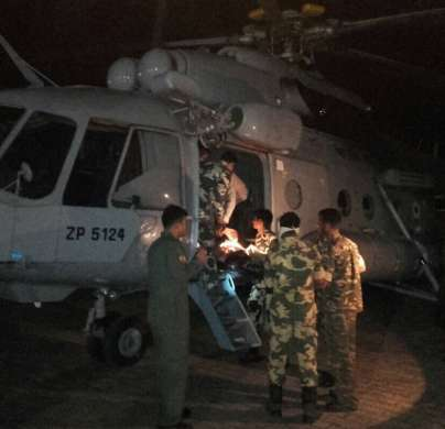 Considerable number of Maoists killed in retaliatory- India Tv