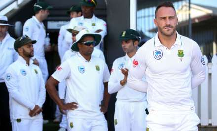 South Africa vs Zimbabwe Four Day Test Match
