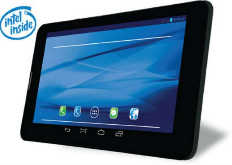 Launch of new tablet pc