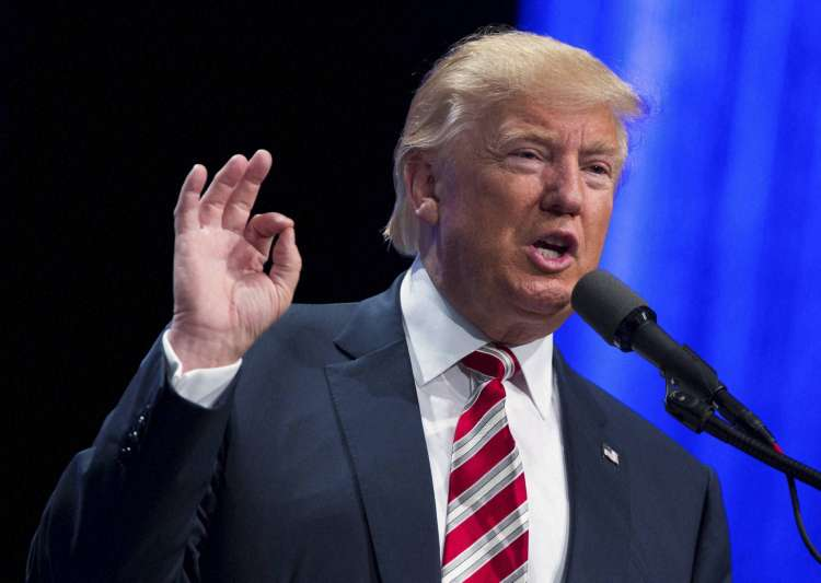 Donald Trump calls on for national racial unity- India Tv