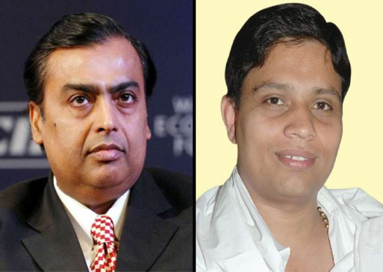 Mukesh Ambani tops Forbes's list of richest Indians- India Tv