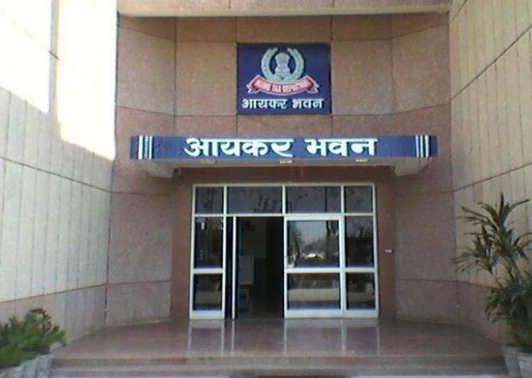 Income Tax department- India Tv