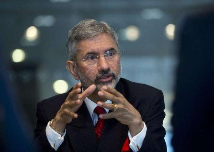 Foreign Secretary S Jaishankar - India Tv