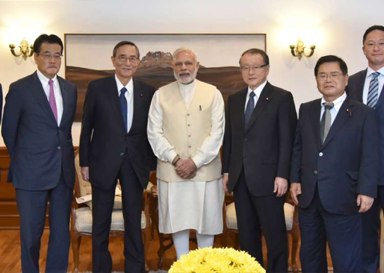 Japan lawmakers hail PM Modi's call for isolating nations- India Tv