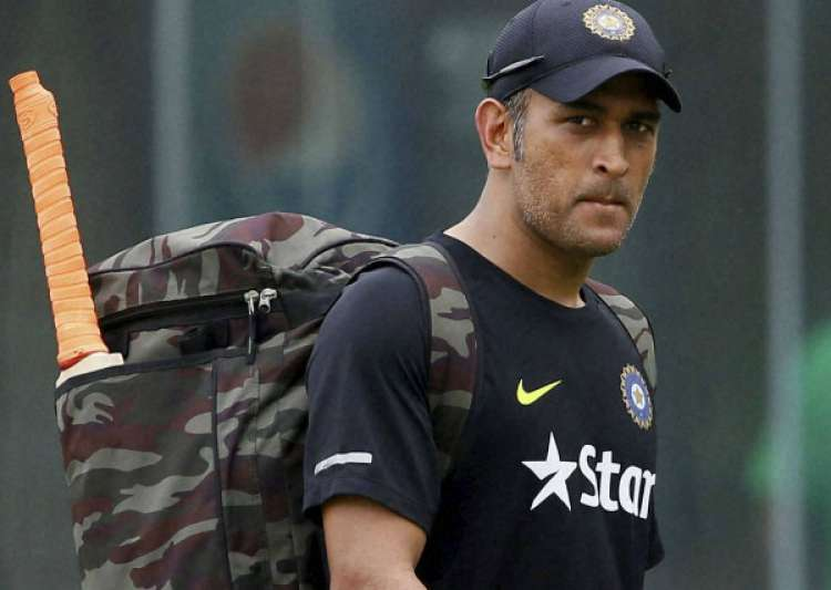 India's celebrated captain Mahendra Singh Dhoni has been named ...