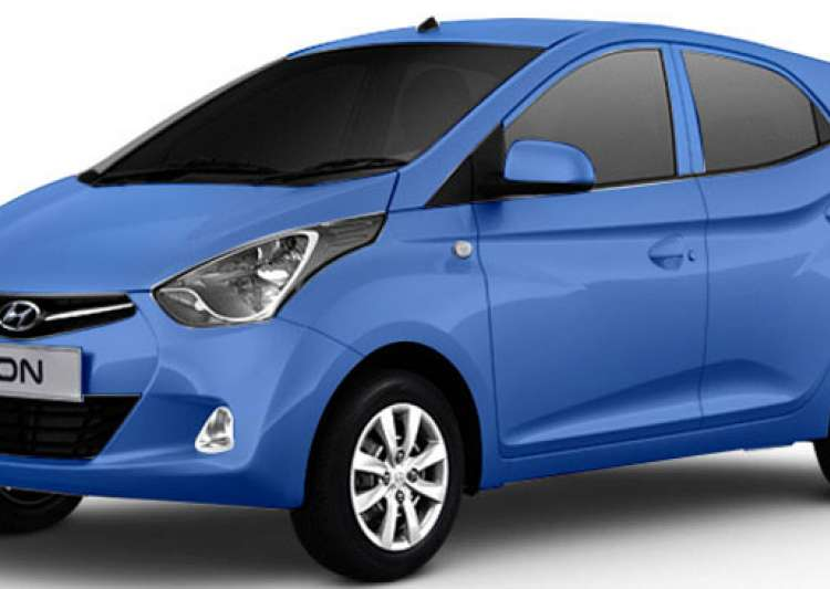 hyundai motor india recalls over 7 600 eon cars manufactured in january 2015. Black Bedroom Furniture Sets. Home Design Ideas