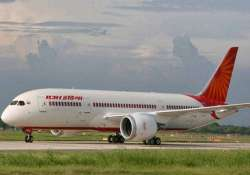 air india launches direct flights to rome milan from delhi