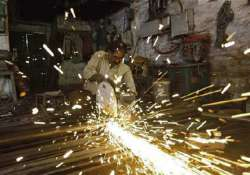 april industrial growth rate slows down to 0.1
