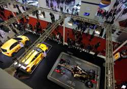 auto expo 2012 poor management disappoints business honchos