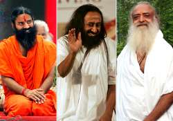 babas like ramdev sri sri asaram emerging as big consumer