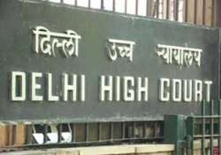 delhi high court berates government for not yet finalising