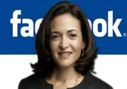 facebook coo s first india visit to focus on smes developers