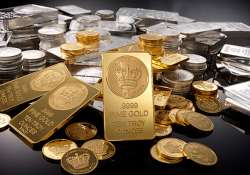 gold silver slip on sustained selling global cues
