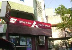 axis bank net up by 19 percent on friday