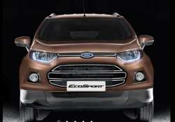 ford unveils new ecosport at rs 6.79 lakh ahead of festivals