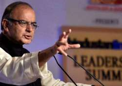 unsustainable tax demands will put off investors jaitley