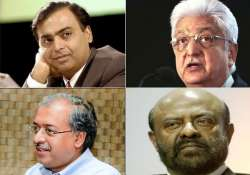 top 10 richest indians in the world