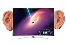be careful what you say around your samsung smart tv