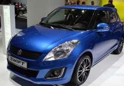 the new 2013 suzuki swift facelift debuts at frankfurt auto