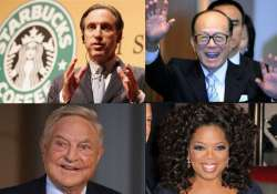 11 billionaires who were once very poor