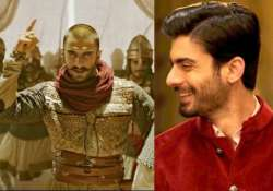 wow ranveer singh makes fawad khan dance on malhari song