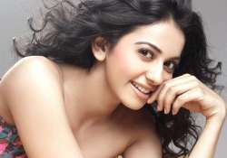 rakul preet singh feels modelling is stepping stone to