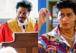 srk learnt these life lessons from his 10 famous movies