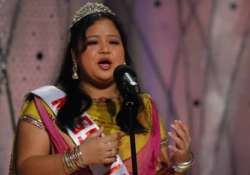 punjabis are blessed with comedy skills bharti singh