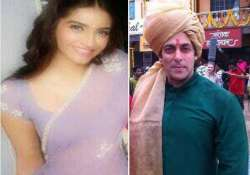 salman sonam clicked on the sets of prem ratan dhan payo