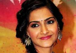 bit clumsy in real life too sonam kapoor