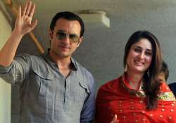mughal theme for saif kareena s big fat dawat e walima today