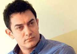 aamir s voice in action as sonography stops in jaipur