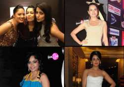 southern babes attend siima pre award party view pics