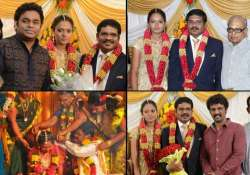 tamil director kathir s reception and wedding pics