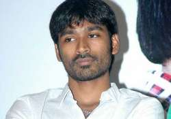 dhanush cuts down on films to do one each in hindi tamil
