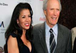 clint eastwood splits from wife