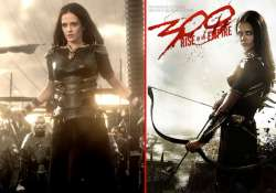 first look eva green battles in 300 rise of the empire view