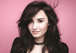 demi lovato stands for herself says won t tolerate
