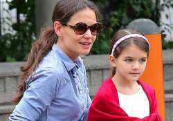 katie holmes allows daughter suri to have monkey bread only