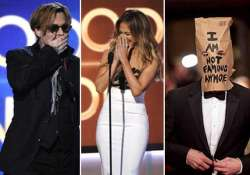 top ten bizarre hollywood moments of 2014 see pics