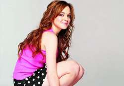 is lindsay lohan up for a role in superman