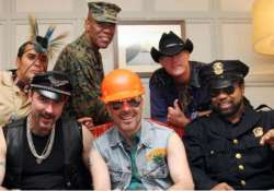 legal victory for ex village people lead singer