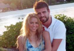 shakira finally confirms romance with her sunshine gerard