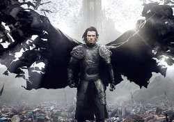 making dracula look human was challenging for evans