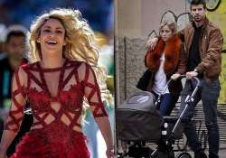 already pregnant shakira yet to confirm the beaming news