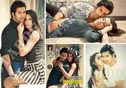 nargis fakhri varun dhawan s steamiest photoshoot for