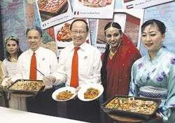 pizza hut introduces flavours of the world