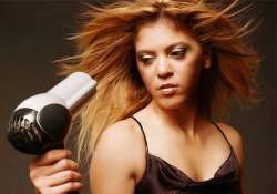 hair problems know how ironing or blow drying can harm